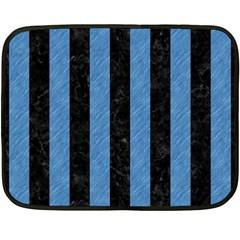 STR1 BK-MRBL BL-PNCL Fleece Blanket (Mini)