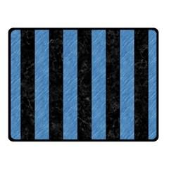 STR1 BK-MRBL BL-PNCL Fleece Blanket (Small)