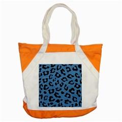 SKN5 BK-MRBL BL-PNCL Accent Tote Bag