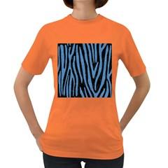 SKN4 BK-MRBL BL-PNCL (R) Women s Dark T-Shirt
