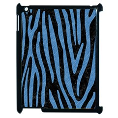 SKN4 BK-MRBL BL-PNCL (R) Apple iPad 2 Case (Black)