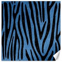 SKN4 BK-MRBL BL-PNCL Canvas 20  x 20