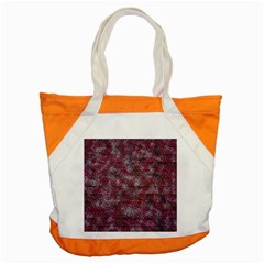 Pink texture                 Accent Tote Bag