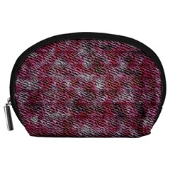 Pink texture                 Accessory Pouch