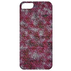 Pink texture           Apple iPhone 5 Hardshell Case (PC+Silicone)