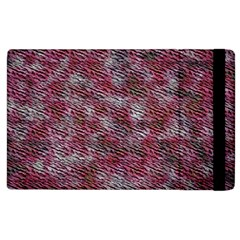 Pink texture           Apple iPad 2 Flip Case