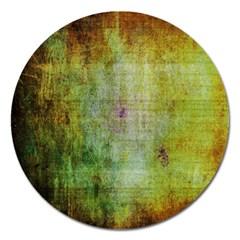 Grunge texture               Magnet 5  (Round)