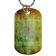Grunge texture               Dog Tag (One Side)