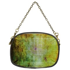 Grunge texture          Chain Purse (Two Sides)