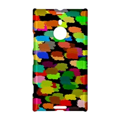 Colorful paint on a black background           Samsung Galaxy S5 Hardshell Case