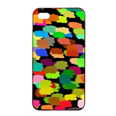 Colorful paint on a black background           Sony Xperia Z3+ Hardshell Case