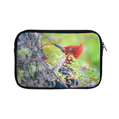 Woodpecker At Forest Pecking Tree, Patagonia, Argentina Apple iPad Mini Zipper Cases