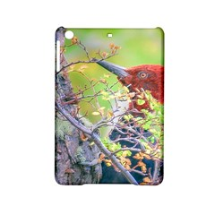 Woodpecker At Forest Pecking Tree, Patagonia, Argentina iPad Mini 2 Hardshell Cases