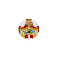 Coat of Arms of The Kingdom of Italy 1  Mini Buttons