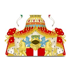 Coat of Arms of The Kingdom of Italy Plate Mats