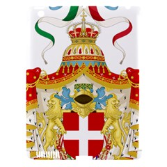 Coat of Arms of The Kingdom of Italy Apple iPad 3/4 Hardshell Case (Compatible with Smart Cover)