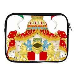 Coat of Arms of The Kingdom of Italy Apple iPad 2/3/4 Zipper Cases