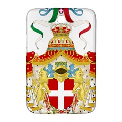 Coat of Arms of The Kingdom of Italy Samsung Galaxy Note 8.0 N5100 Hardshell Case
