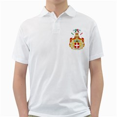 Coat of Arms of The Kingdom of Italy Golf Shirts