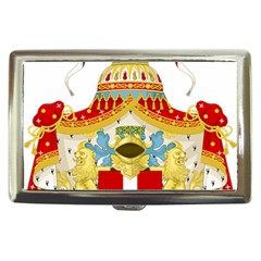 Coat of Arms of The Kingdom of Italy Cigarette Money Cases