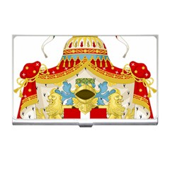 Coat of Arms of The Kingdom of Italy Business Card Holders