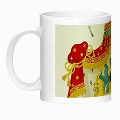 Coat of Arms of The Kingdom of Italy Night Luminous Mugs