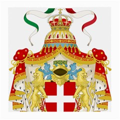 Coat of Arms of The Kingdom of Italy Medium Glasses Cloth (2-Side)