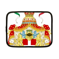 Coat of Arms of The Kingdom of Italy Netbook Case (Small)