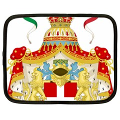 Coat of Arms of The Kingdom of Italy Netbook Case (XXL)