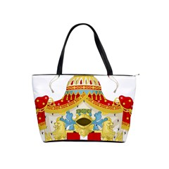 Coat of Arms of The Kingdom of Italy Shoulder Handbags