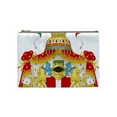 Coat of Arms of The Kingdom of Italy Cosmetic Bag (Medium)