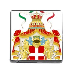 Coat of Arms of The Kingdom of Italy Memory Card Reader (Square)