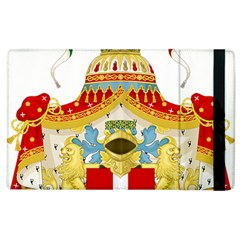 Coat of Arms of The Kingdom of Italy Apple iPad 2 Flip Case