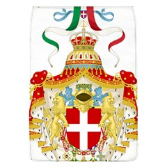 Coat of Arms of The Kingdom of Italy Flap Covers (L)