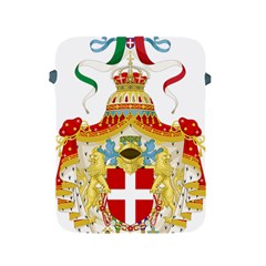 Coat of Arms of The Kingdom of Italy Apple iPad 2/3/4 Protective Soft Cases