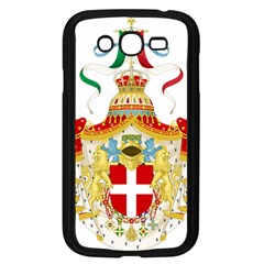Coat of Arms of The Kingdom of Italy Samsung Galaxy Grand DUOS I9082 Case (Black)