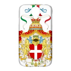 Coat of Arms of The Kingdom of Italy Samsung Galaxy S4 Classic Hardshell Case (PC+Silicone)