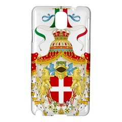 Coat of Arms of The Kingdom of Italy Samsung Galaxy Note 3 N9005 Hardshell Case