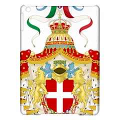 Coat of Arms of The Kingdom of Italy iPad Air Hardshell Cases