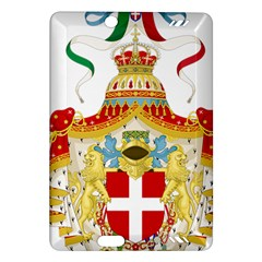 Coat of Arms of The Kingdom of Italy Amazon Kindle Fire HD (2013) Hardshell Case