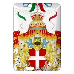 Coat of Arms of The Kingdom of Italy Kindle Fire HDX Hardshell Case