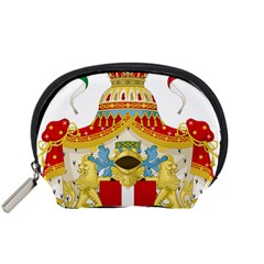 Coat of Arms of The Kingdom of Italy Accessory Pouches (Small)