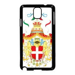 Coat of Arms of The Kingdom of Italy Samsung Galaxy Note 3 Neo Hardshell Case (Black)