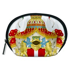 Coat of Arms of The Kingdom of Italy Accessory Pouches (Medium)