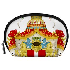 Coat of Arms of The Kingdom of Italy Accessory Pouches (Large)