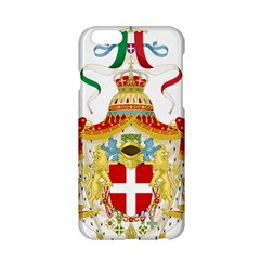 Coat of Arms of The Kingdom of Italy Apple iPhone 6/6S Hardshell Case