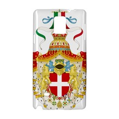 Coat of Arms of The Kingdom of Italy Samsung Galaxy Note 4 Hardshell Case