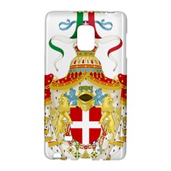 Coat of Arms of The Kingdom of Italy Galaxy Note Edge