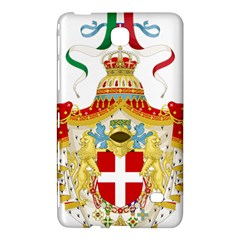 Coat of Arms of The Kingdom of Italy Samsung Galaxy Tab 4 (8 ) Hardshell Case