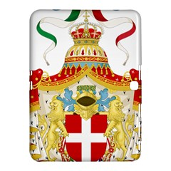 Coat of Arms of The Kingdom of Italy Samsung Galaxy Tab 4 (10.1 ) Hardshell Case